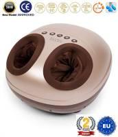 VENDITA -10€ I VITALZEN MINI® Massaggiatore per piedi (modello 2019) - Massaggiatore elettrici con massaggio per compressione, termale e pressoterapia - 2 Anni di Garanzia GLOBAL RELAX® Italia