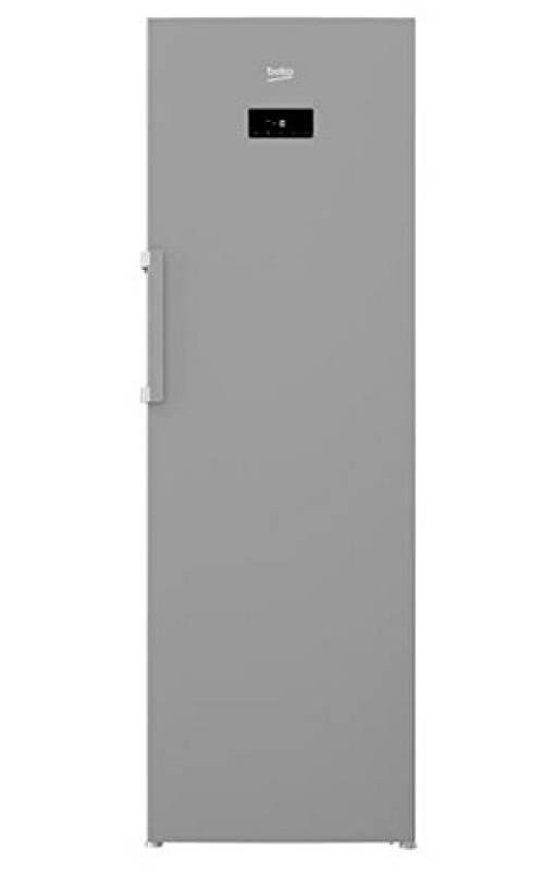 Beko RFNE312E33X Libera installazione Verticale 275L A++ Acciaio inossidabile congelatore