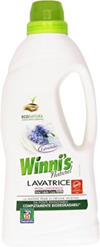 Winnis - Naturel, Detersivo Per Lavatrice, Profume Lavanda - 1500 ml