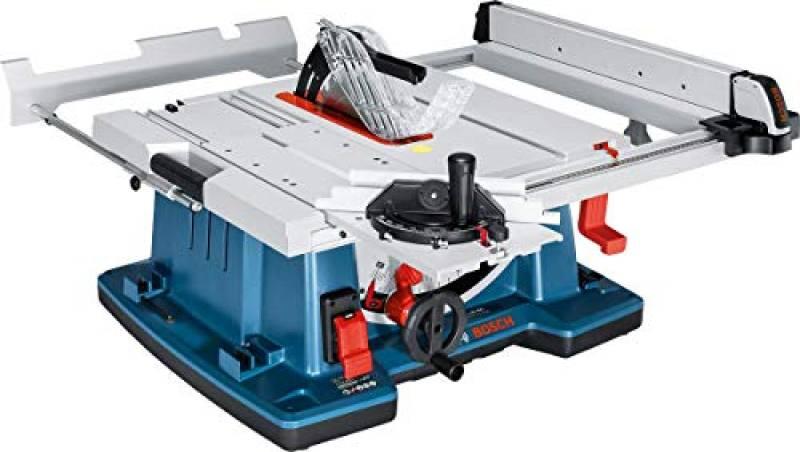 Bosch Professional 0601B30400 Banco Sega GTS 10 XC, 254 mm, Ø Foro Lama: 30 mm, Confezione in Cartone, 2100 W, 230 V