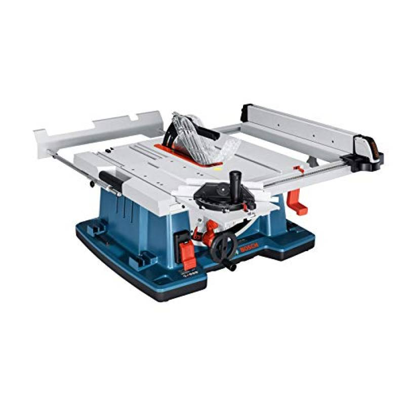 Sega da tavolo Bosch Professional GTS 10 XC (2100 watt, Ø lama: 254 mm, Ø lama di perforazione: 30 mm, in scatola)