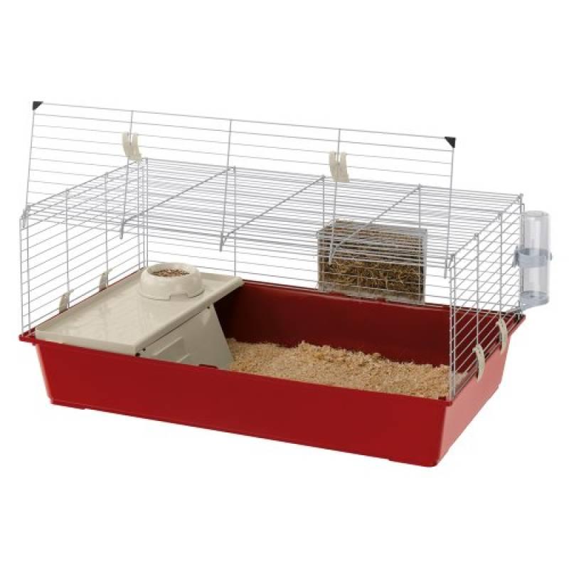 Ferplast - Gabbia per conigli 100