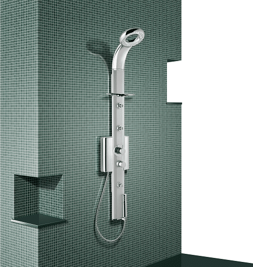 Colonna Doccia Leroy Merlin Design Interno Ed Esterno Azlit Net