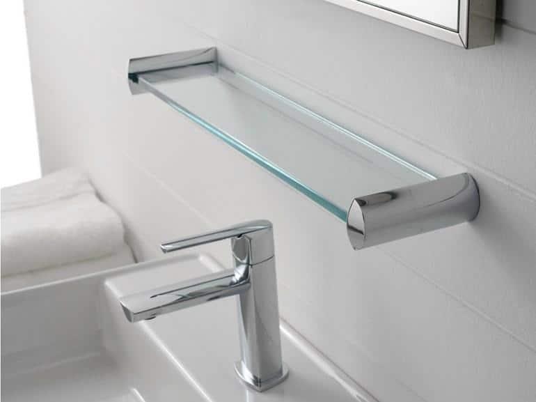 Mensole bagno un elemento funzionale e indispensabile for Mensole per doccia ikea