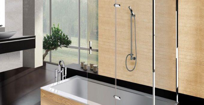 Box doccia per vasca da bagno