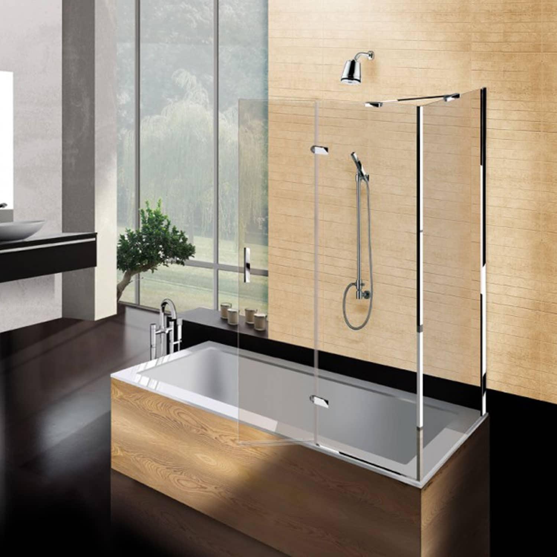 Vasca da bagno con box doccia integrato design casa - Vasca doccia da bagno ...