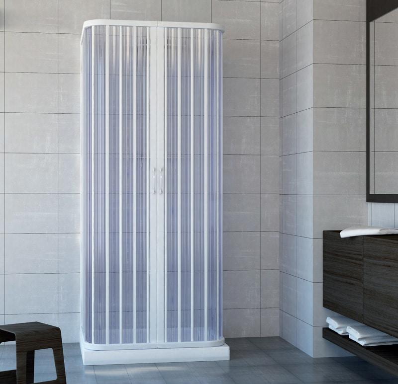 Box doccia a soffietto la miglior soluzione per il nostro bagno - Cabine doccia a soffietto ...