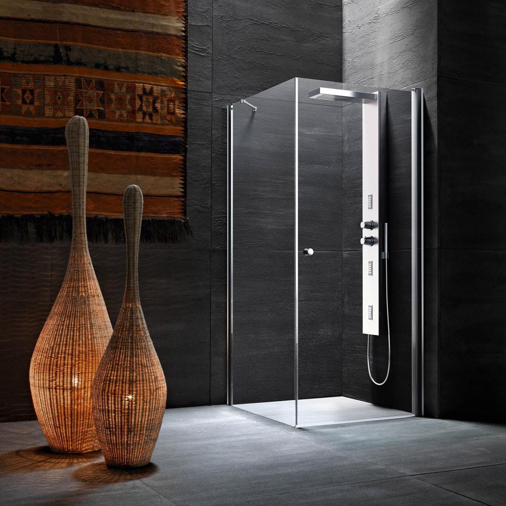 Box doccia guida alla scelta tra tipologie e misure approfitta delle migliori offerte - Rubinetteria bagno offerte ...