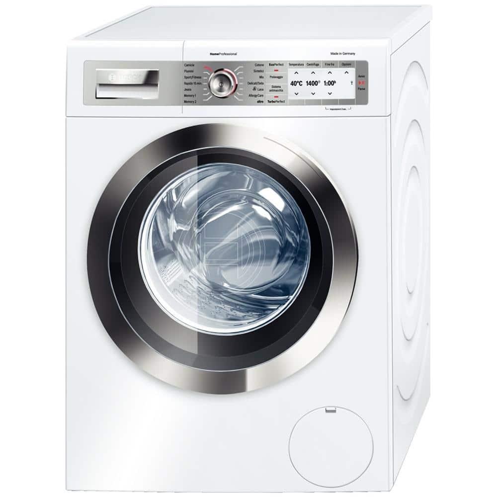 Lavatrice bosch opinioni prezzi ed offerte online - Profondita lavatrice ...