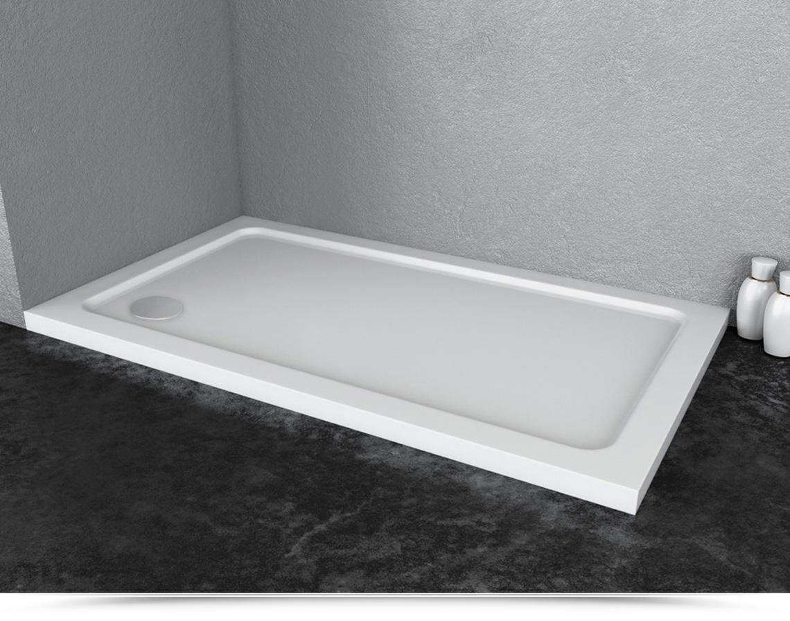 Iperceramica piatto doccia in pietra - Costo vasca da bagno ...