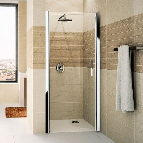 Porta doccia nicchia, design sofisticato ed accattivante