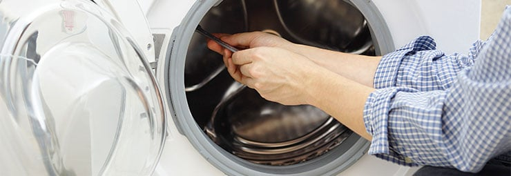 manutenzione lavatrice