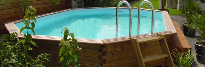 Piscine fuori terra in legno modelli prezzi ed offerte - Offerte piscine fuori terra ...