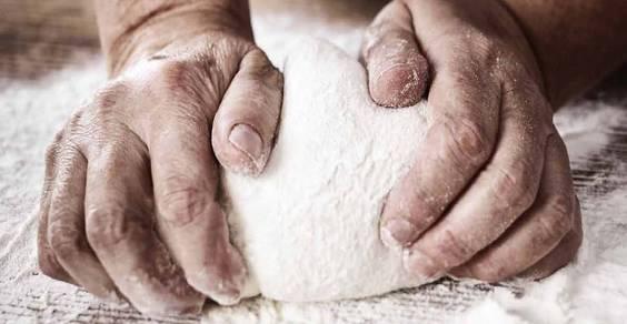 fare il pane