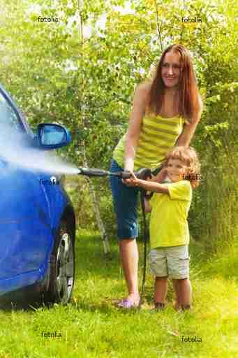 idropulitrice lavare auto