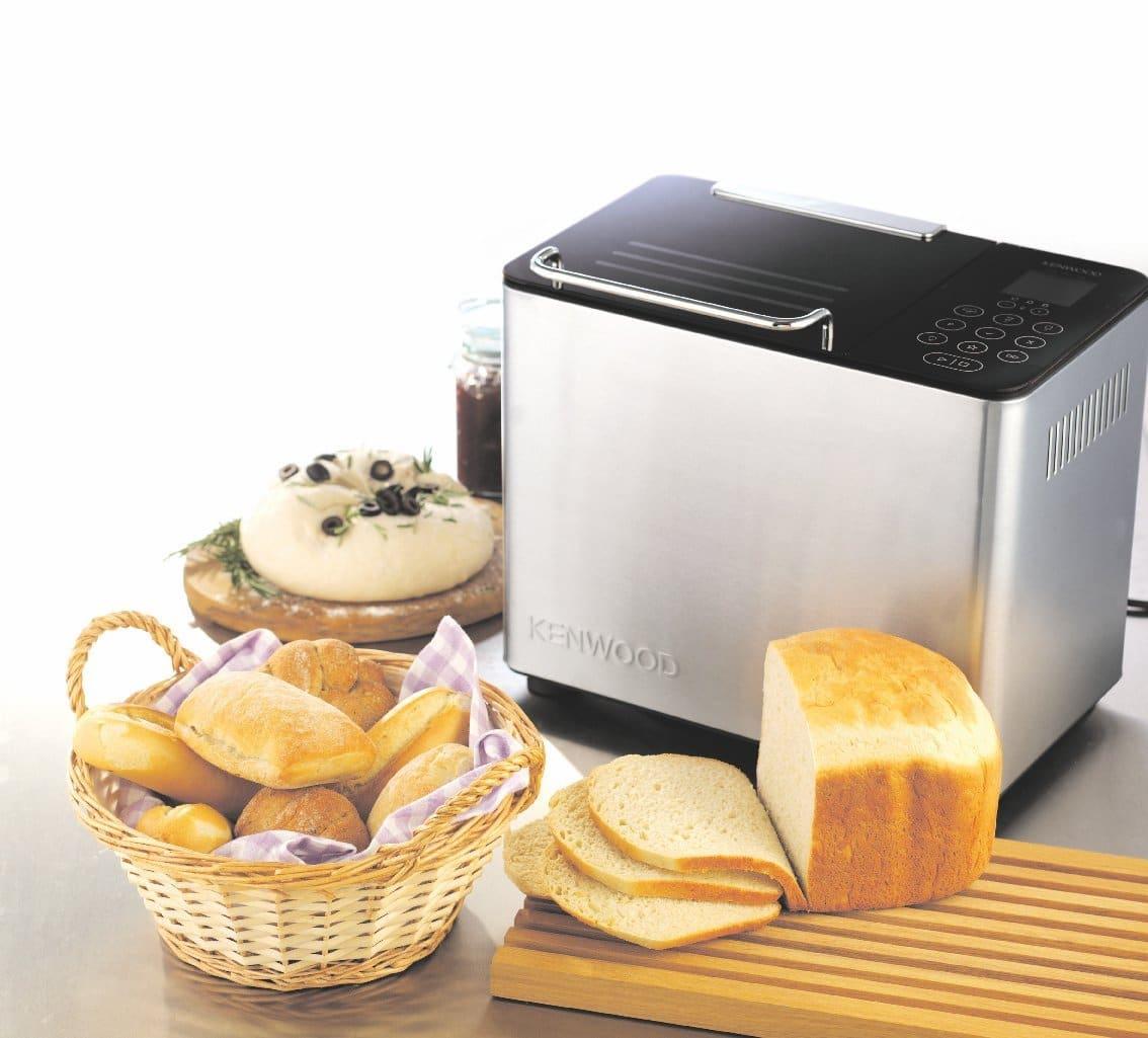 scegliere la macchina del pane