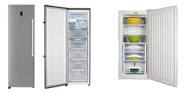 Congelatori for Congelatore a pozzetto piccolo