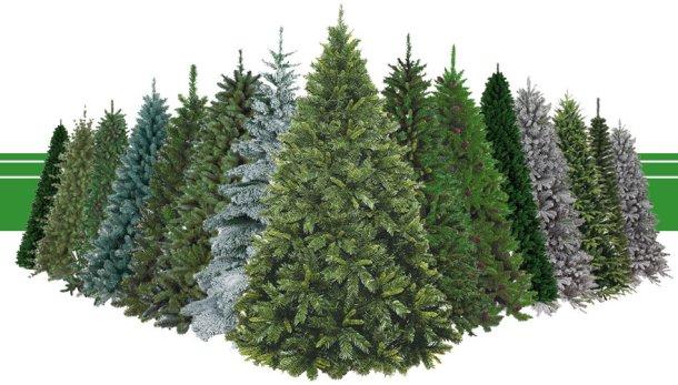 Alberi di natale artificiali classici slim fibra ottica for Offerte alberi di natale