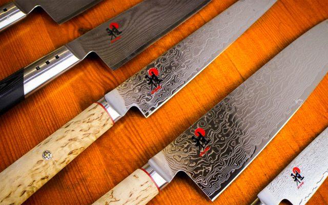 Coltelli da cucina giapponesi