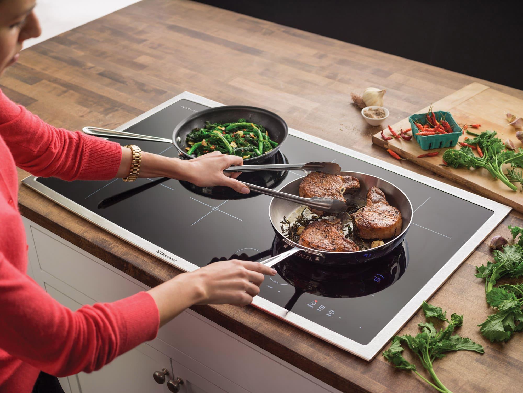 Piano cottura induzione come orientarsi fra opinioni - Cucina a induzione prezzi ...