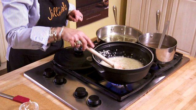 pentola per risotto