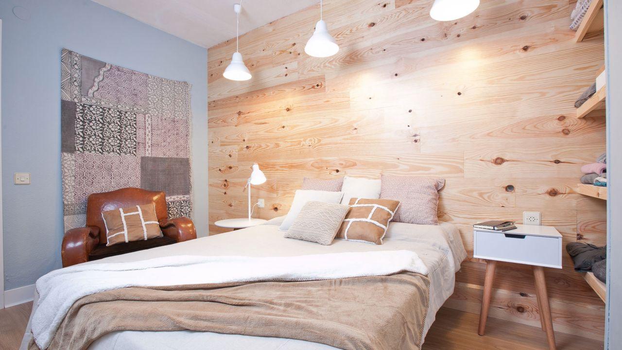 Camera da letto in stile nordico ecco come realizzarla - Camera da letto stile nordico ...