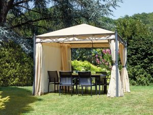 Gazebo in ferro moia