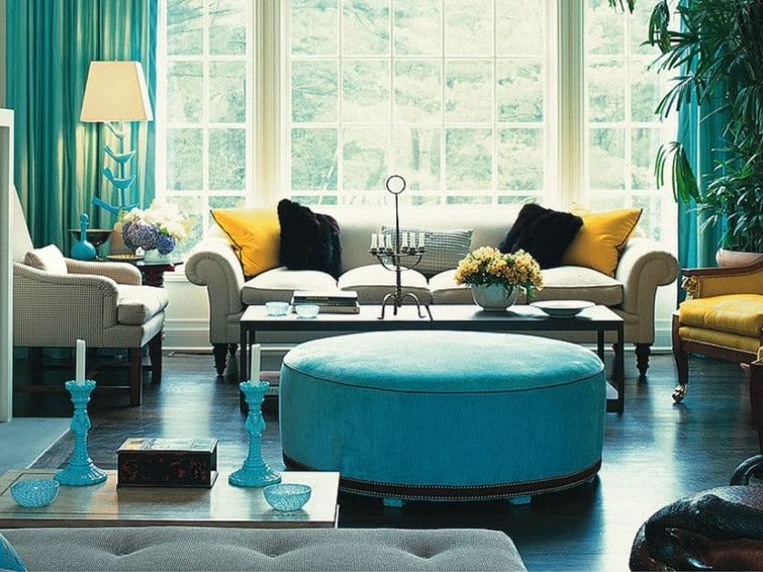 Turchese tante sfumature per un aria di novit in casa - Furnish decorador de interiores ...