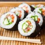 A tutto Sushi...come prepararlo comodamente a casa!