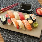 Sushi parte 2! Come mangiarlo nel modo appropriato con il set sushi!