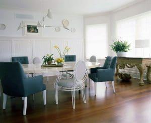 Sala sedie diverse