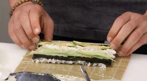 sushi a mano