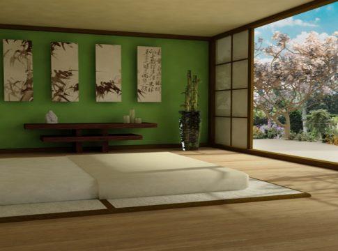 Vesto casa portale di arredamento per una casa bella e for Camera da letto zen