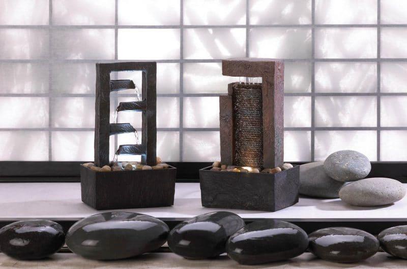 camera da letto zen cascata