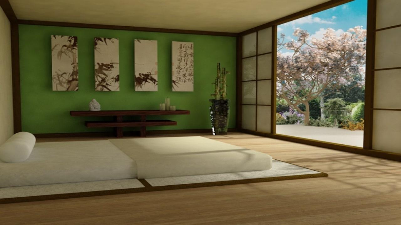 Camera da letto zen facilissima da ottenere in 5 mosse for Camera da letto zen