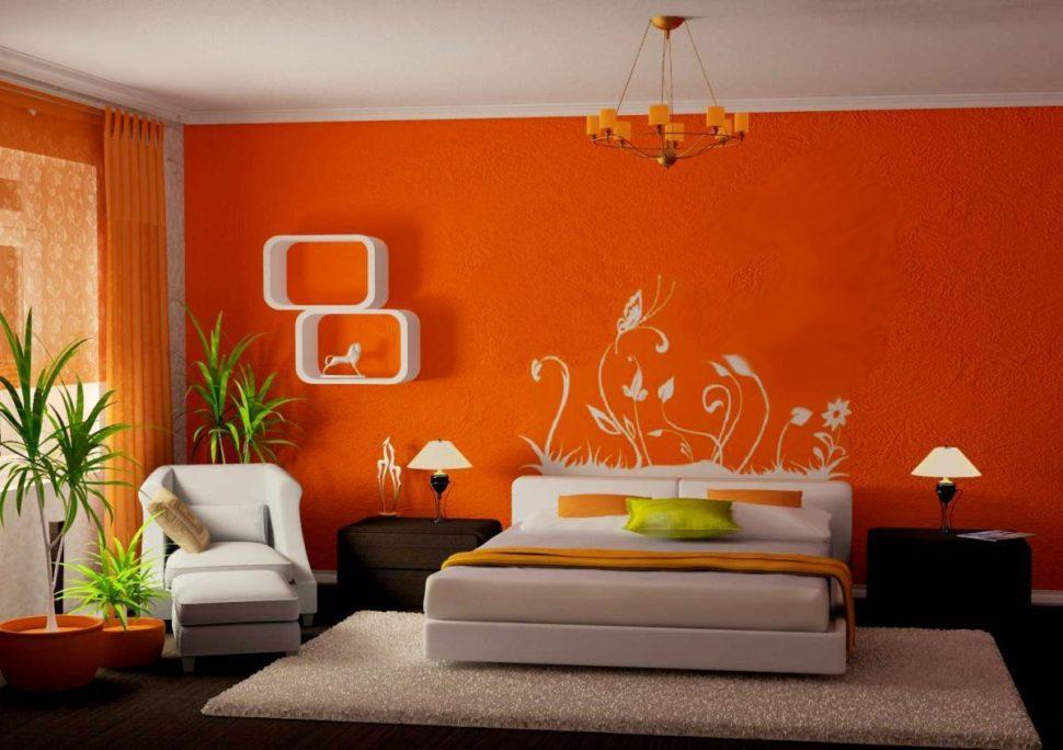 colori camera da letto, i gusti rispecchiano la personalità ... - Camera Da Letto Arancione