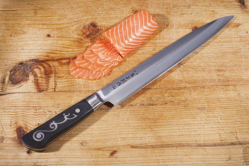 coltello salmone