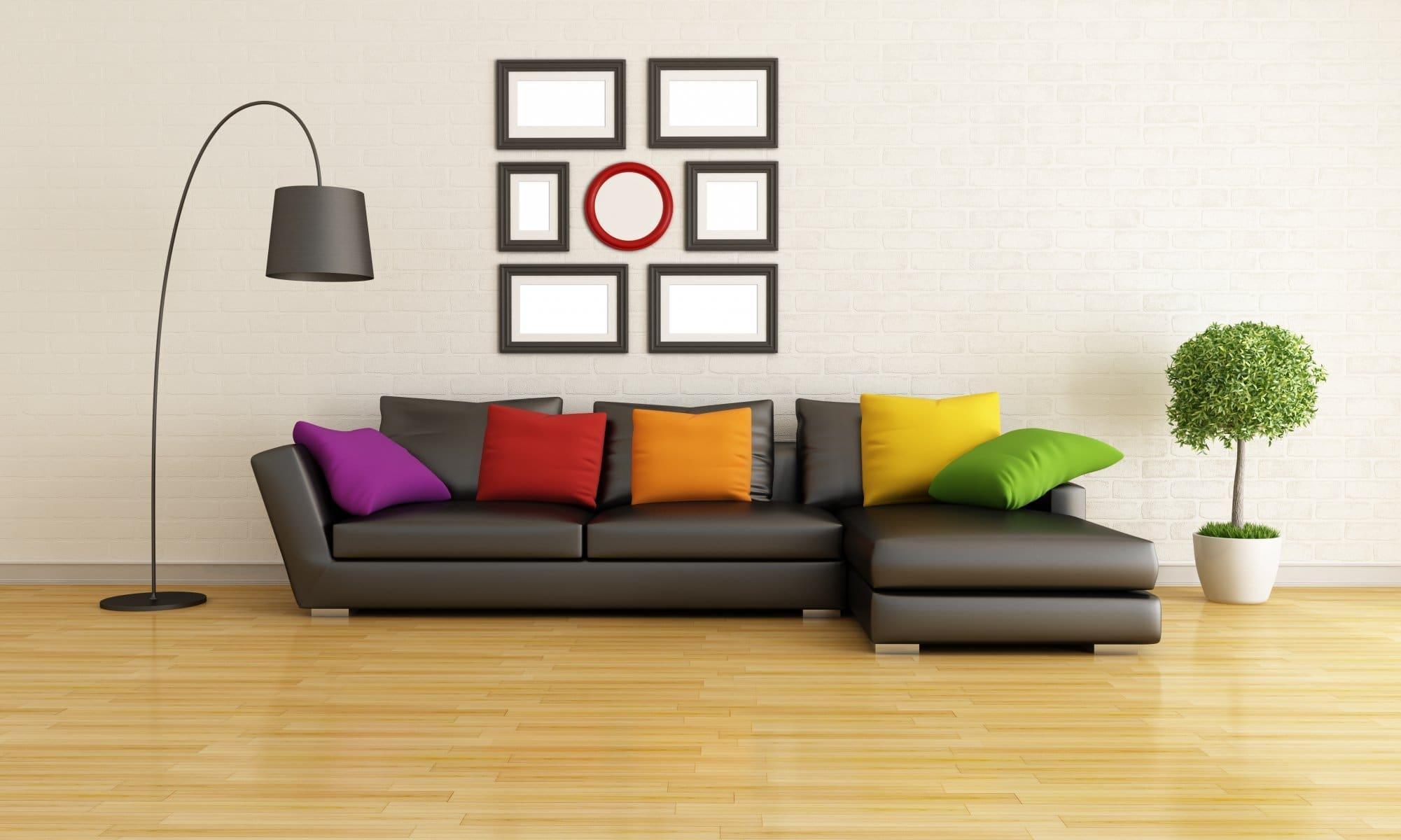 Scopriamo insieme l 39 importanza dei dettagli in sala stile - Cuscini da divano ...