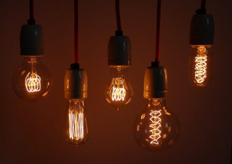 lampadina design ellisse