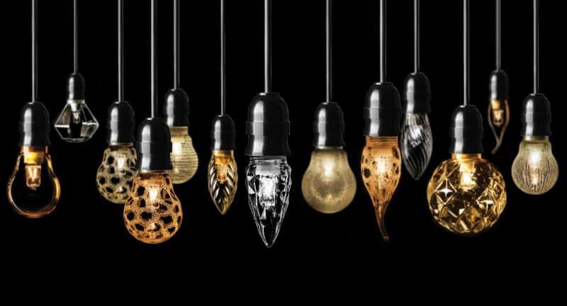 Lampadine design per una luce di stile filamenti e forme for Lampadine led particolari