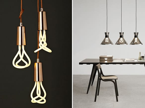 plumen lampadine design
