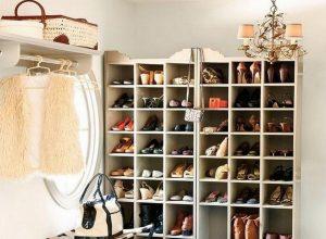 organizzazione e stile scarpe