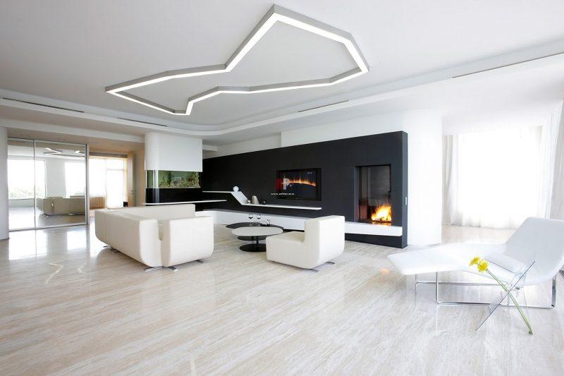 Beautiful Soggiorno Minimal Photos - Modern Home Design - orangetech.us