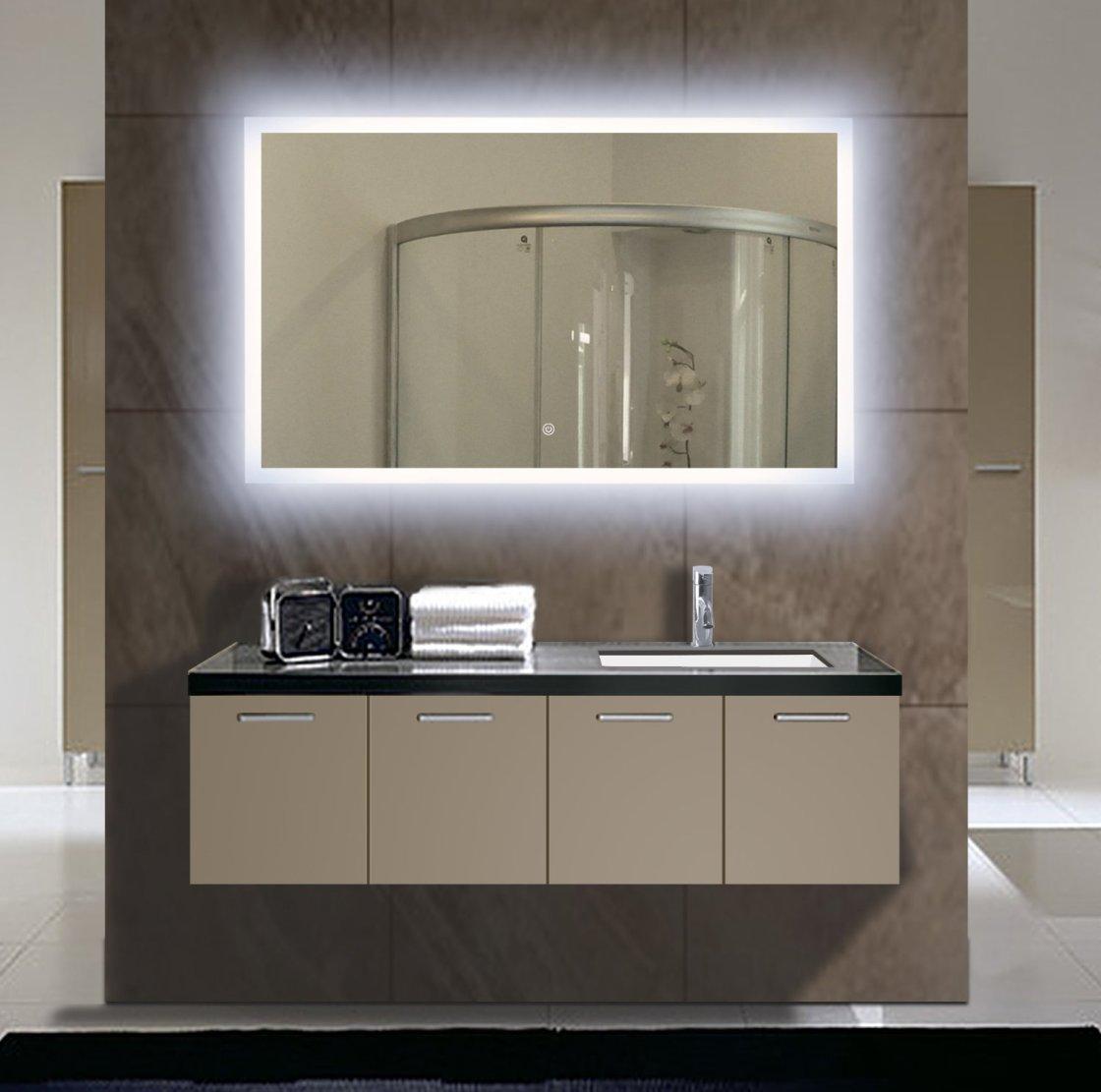 Specchio bagno vi state chiedendo quale scegliere noi possiamo aiutarvi - Specchi bagno led ...