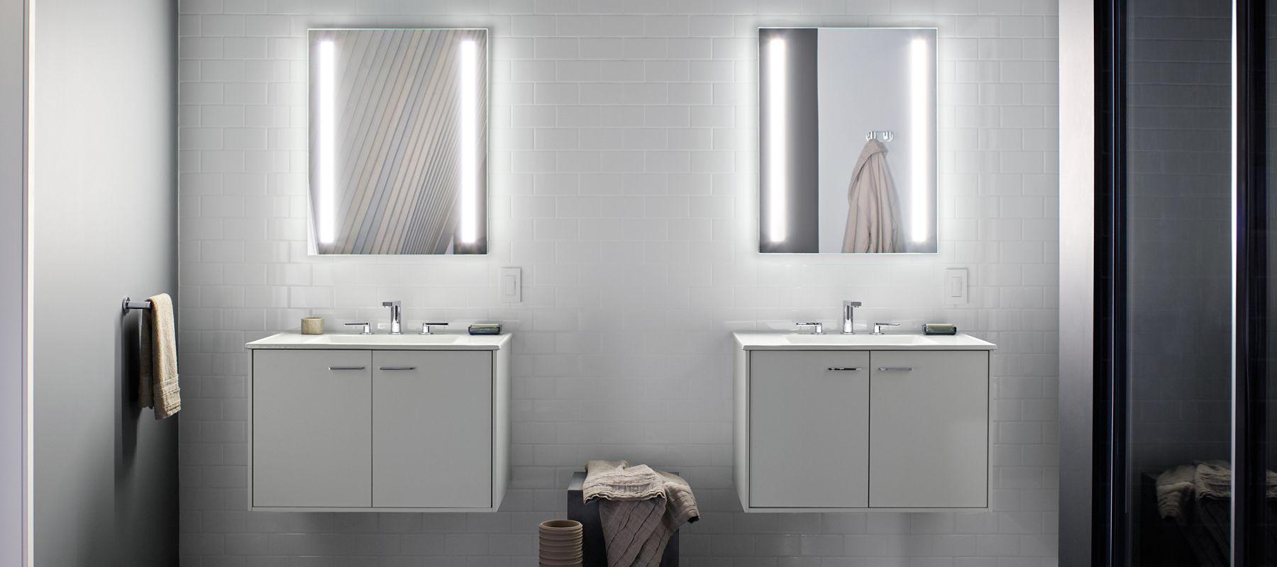 Specchio bagno vi state chiedendo quale scegliere noi - Specchio x bagno ...