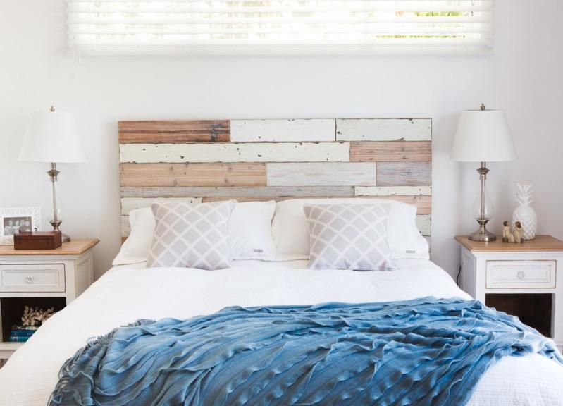 testiera letto legno
