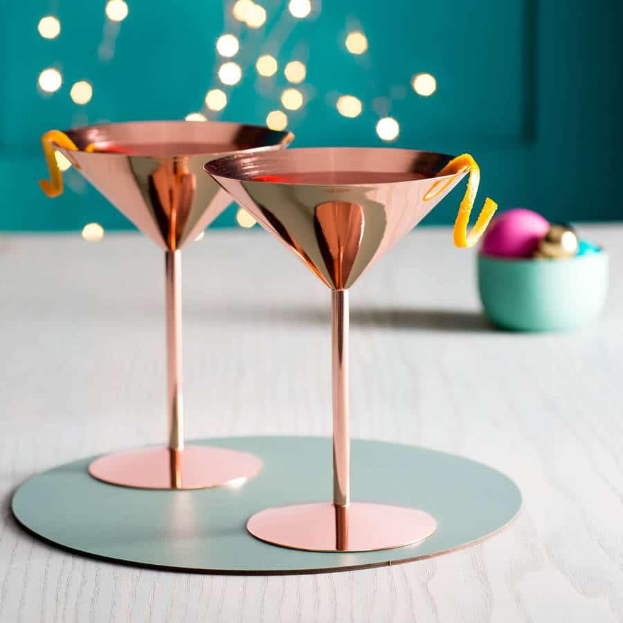 bicchieri cocktail Martini