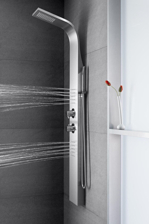 colonna idromassaggio per doccia