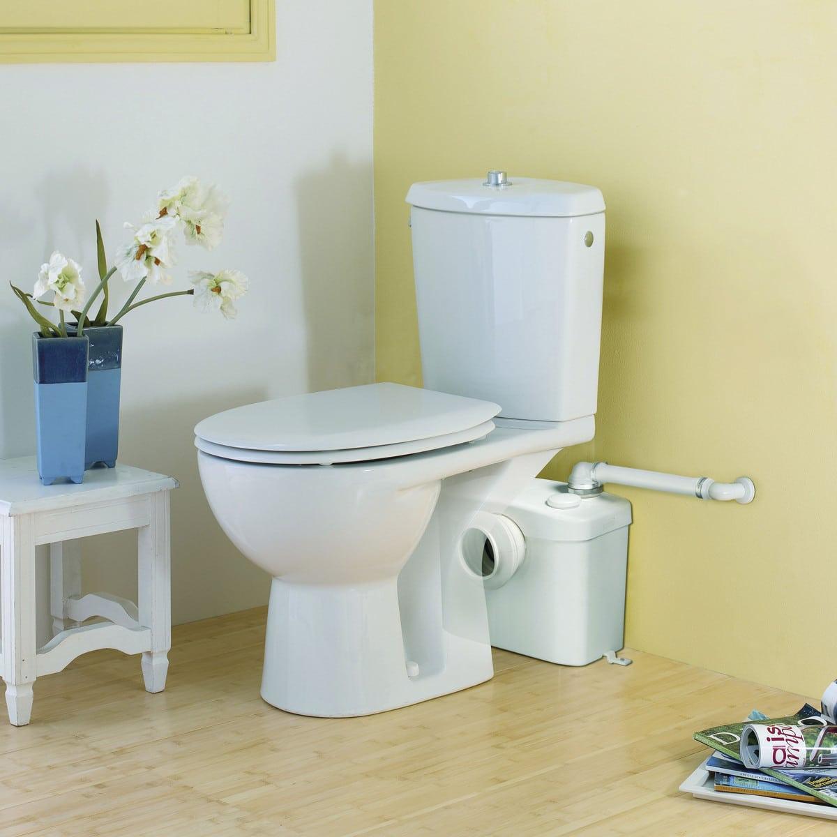 trituratore per wc