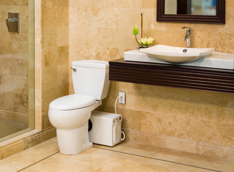 trituratore wc